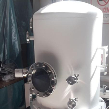 #SUPERSEPTEMBER High Vacuum Ssteel vacuum chamber / Process Test Chamber / Large Chember
