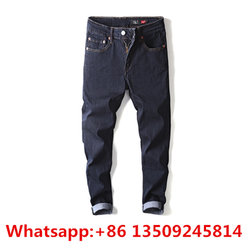 True brand china Factory WholesaleTraditional for men Jeans Distressed Denim Pants