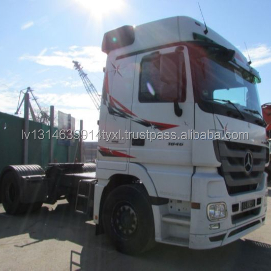 Used 2008 1846 4x2 Left Hand Tractor Unit (STOCK: CTM203)