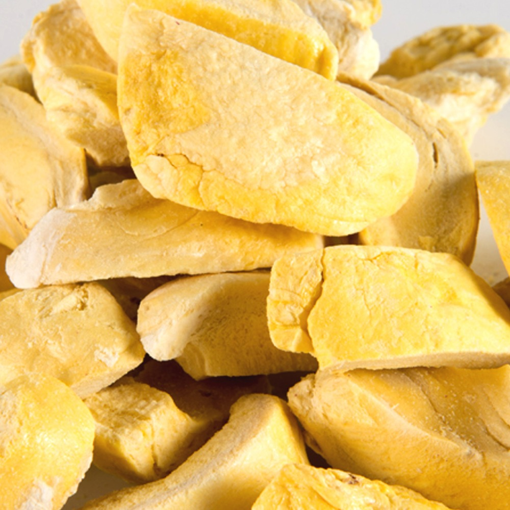 High Quality Durian Malaysia Freeze Dried Fruit