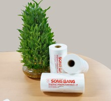 Plastic Bags Food Rolls are Convenient for Shopping and Printing of Various Sizes