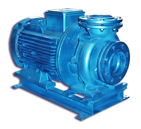 MKS 25 - Monoblock Centrifugal Water Pumps