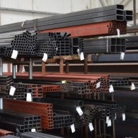 STEEL HOLLOW STRUCTURAL SECTIONS / SQUARE & RECTANGULAR