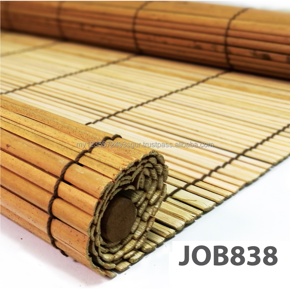 Jupiter Outdoor Bamboo Blinds