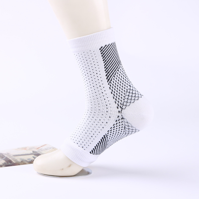 YLW001 Compression Ankle Socks Fascia Heel Spurs Outdoor Socks