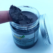 Moroccan Handmade Ghassoul Clay with Argan Oil