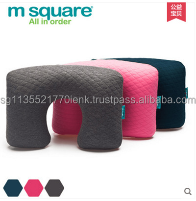 M Square- Smart Series- U-shaped Inflatable Foldable Neck Pillow