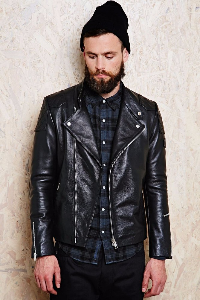 fashion leather jacket/Fashion gents gentleman motorbike/Pakistan leather jacket