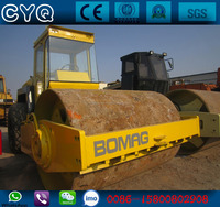 Used road roller Bomag BW213 roller for sale (Whatsapp: 0086-15800802908)