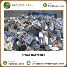 Top Supplier of Used Scrap Car Battery at Bulk Price