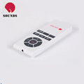 3 speeds with timing function  RF and IR  fan remote control
