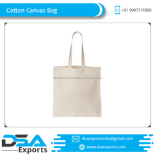 2017 Latest Design Cotton Canvas Bag at Wholesale Price