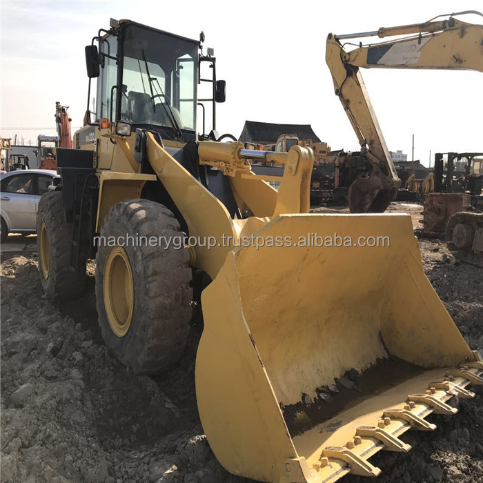 WA320,Used Komastu Wheel Loader WA320-5,Also WA100,WA320-3,WA380 loader