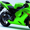 Kawasaki ninja motorcycle Bike
