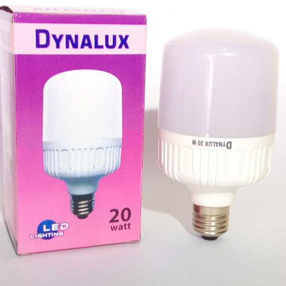 High Quality Saving Energy Light Bulb for Home 20 watt from Indonesia