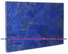 TABLE TOPS LAPIS LAZULI HANDICRAFTS