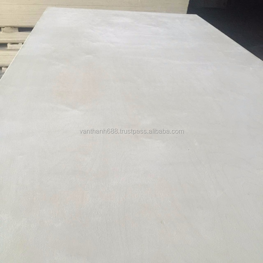 high quality natural birch veneer plywood with competitive price from Vietnam