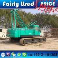 Used Japanese Brand Kobelco 7055-3 50 Ton Crawler Crane For Sale