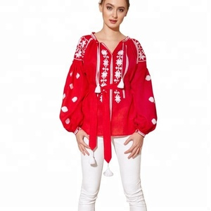 Factory Price Wholesale European Ukrainian Style Stock Top