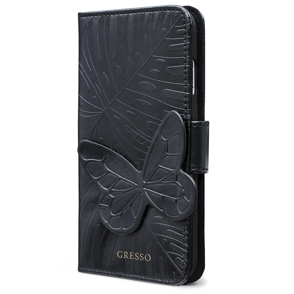 2017 Best Selling Cell Phone Real Genuine PU Leather Wallet Case for iPhone 8 7 6s 6 Plus with Fashion Design