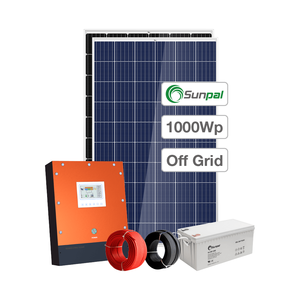 Residential 1KW Solar Panel Price Home 1KW Off Grid Solar Power System
