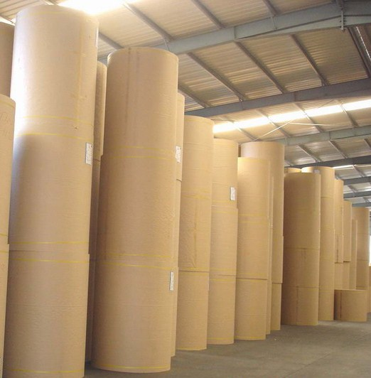Hot Sale Kraft Liner Board Test Liner Board Fluting Paper