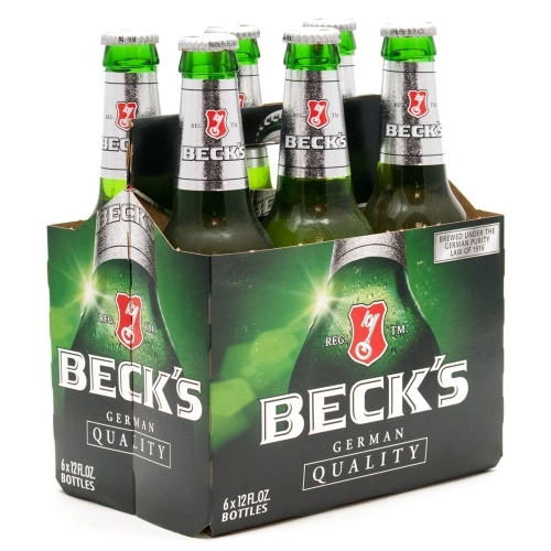 Becks Non Alcoholic 0.3% Beer