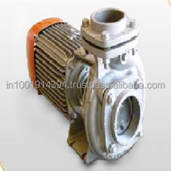 End Suction Monoblock Pump are of End Suction Back Pullout Design