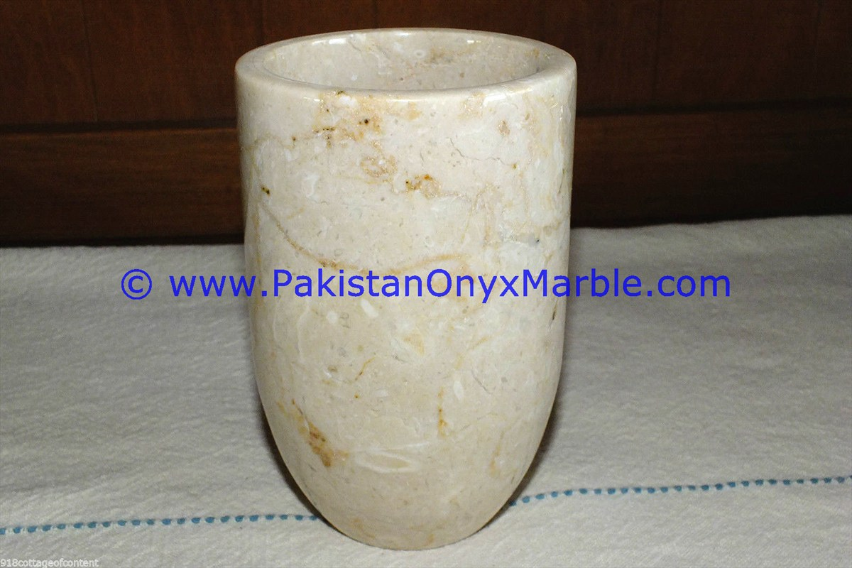 MANUFACTURER AND EXPORTERS OF MARBLE ICE CREAM CUPS HANDICRAFTS