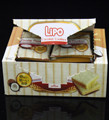 High quality imported biscuit durian flavor box 100g- Lipo brand