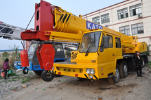 KATO Used Japan Truck crane for sale NK550VR