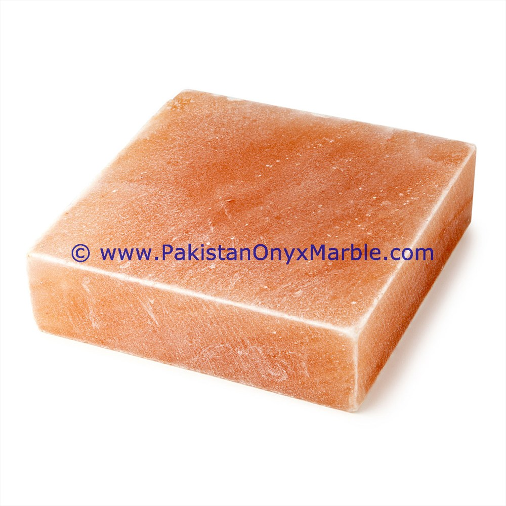 100% PUER HIGH QUALITY SALT STONE HIMALAYAN PINK SALT COOKING TILES PLATES BRICKS BLOCKS TRAY