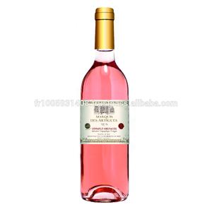 Marquis des Artigues Cinsault Grenache rose IGP OC high quality french wine