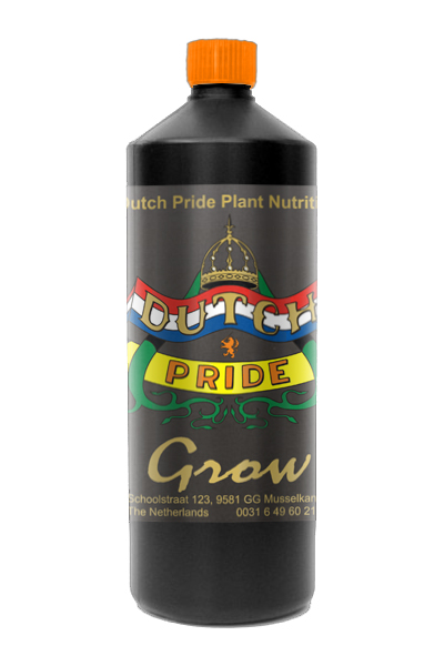 Dutch Pride Plant Nutrition Grow