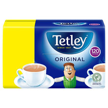 Tetley Original 120 Tea Bags 375g