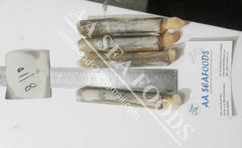 Export optimal grade Shellfish Razor Clam frozen and processed