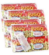 Best Selling Sugo Greaseless Hot and Spicy Peanuts