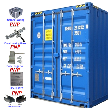 Container Spare Parts, container all parts from Viet Nam