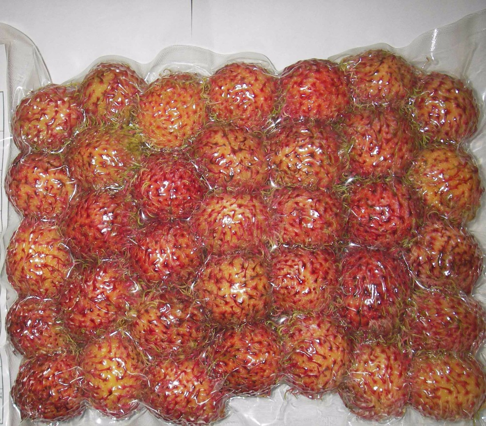 FRESH RAMBUTAN IN Thailand