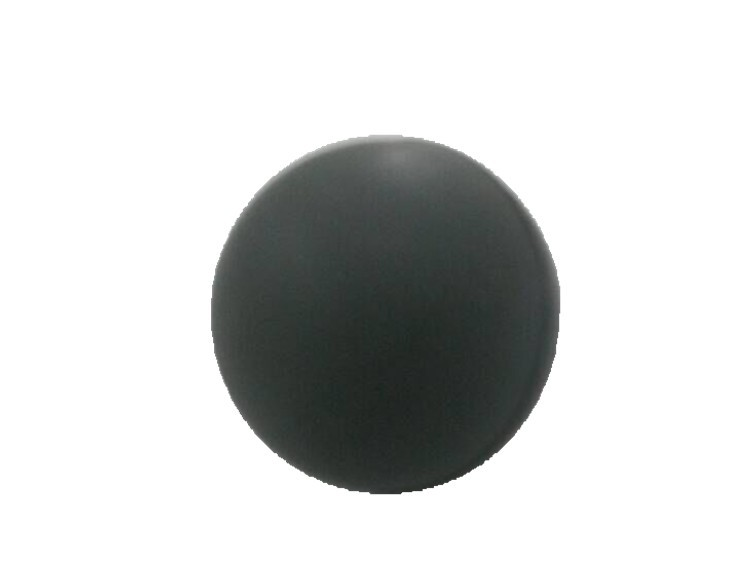 High quality non-standard oil resistant solid rubber balls industrial use rubber ball
