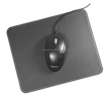 Handmade Black Mouse Pad Customized