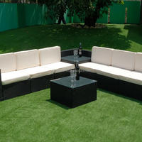 Vietnam Garden Furniture Outdoor Poly Rattan