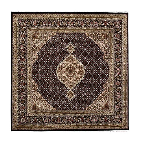 Wholesale black-beige Top selling carpets made of fine newzealand wool