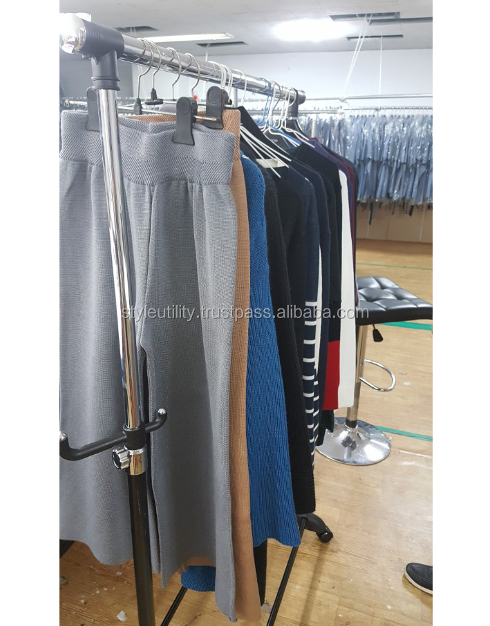 Cheap stock lot sale various F/W woman's clothes full list from Korea
