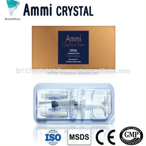 World-Class Dermal Filler Ammi Hyaluronic acid anti aging injection korea filler