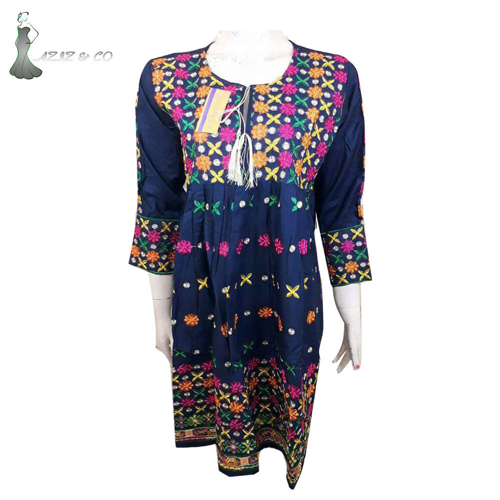 Fashion Design Embroidery Dress\ Casual Wear Dress