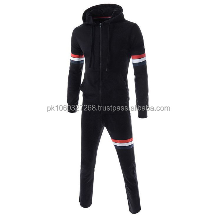 New Design Men`s Fleece Sweat Suit