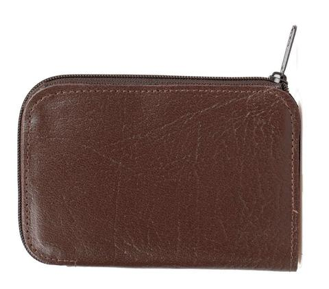 Men's Slim Key Case Wallet Key Chain Wallet