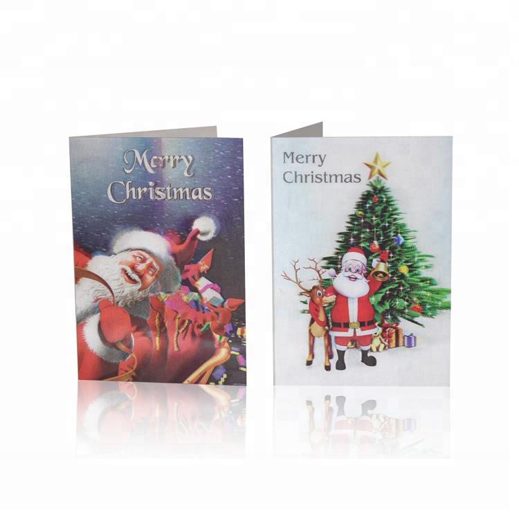 Wholesale 3d flip greeting card online buy best 3d flip greeting strong3dstrong christmas strongcardstrong m4hsunfo