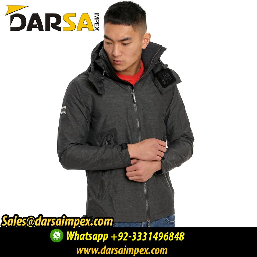 Pakistan leather latest design long sleeve waterproof windproof quality winter custom mans wholesale mens bomber Jackets
